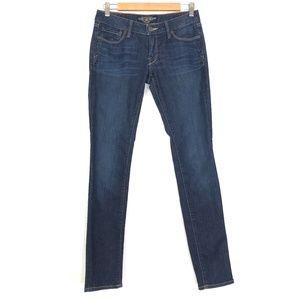 Lucky Brand   Lola Skinny Dark Wash Jeans